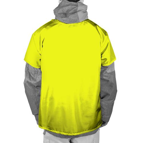 Накидка на куртку 3D  Фото 02, Волейбол