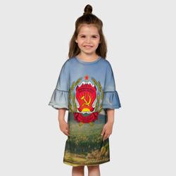 Советский герб Башкортостана