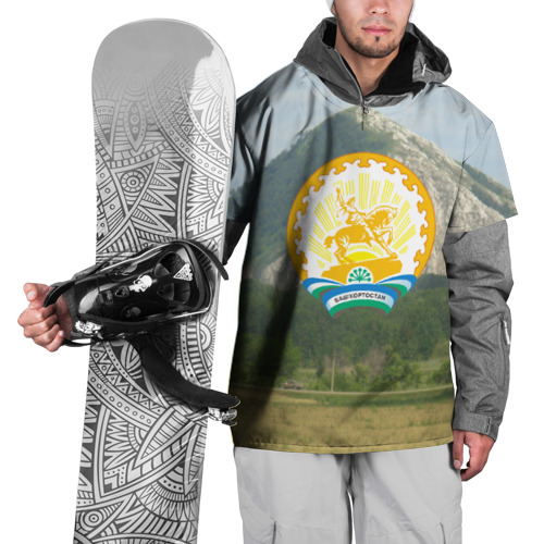 Накидка на куртку 3D  Фото 01, Башкортостан