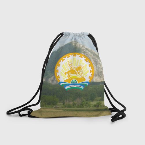 Рюкзак-мешок 3D Башкортостан Фото 01