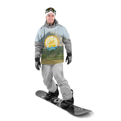 Накидка на куртку 3D  Фото 03, Башкортостан