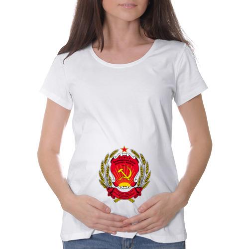 Футболка для беременных хлопок  Фото 01, Герб Башкортостана
