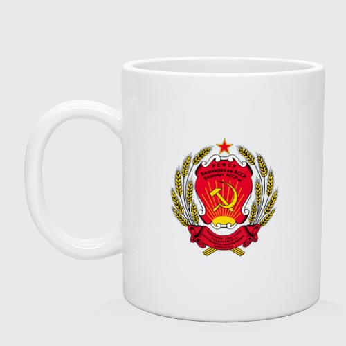 Кружка Герб Башкортостана