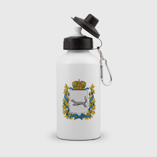Бутылка спортивная  Фото 01, Герб Башкортостана