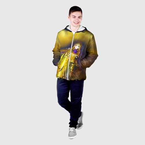 Мужская куртка 3D  Фото 03, Alice Schuberg_3
