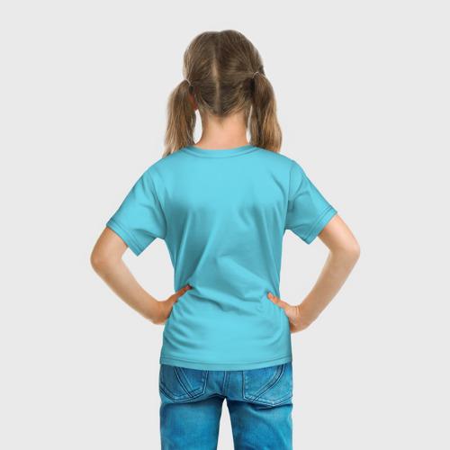 Детская футболка 3D  Фото 04, Кот