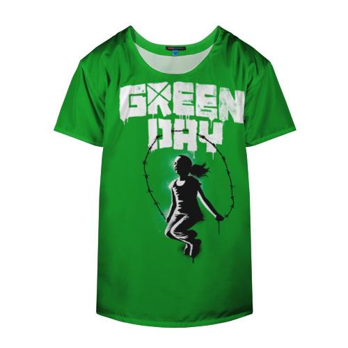 Накидка на куртку 3D Green Day Фото 01