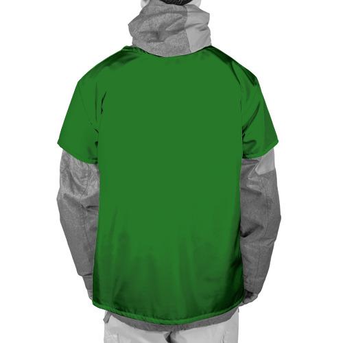 Накидка на куртку 3D  Фото 02, Green Day