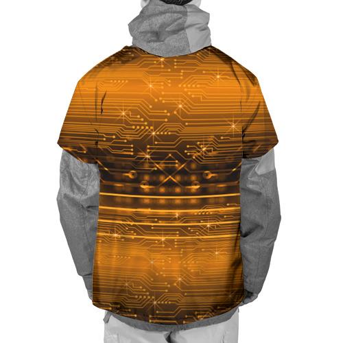 Накидка на куртку 3D  Фото 02, Ghost In The Shell 17