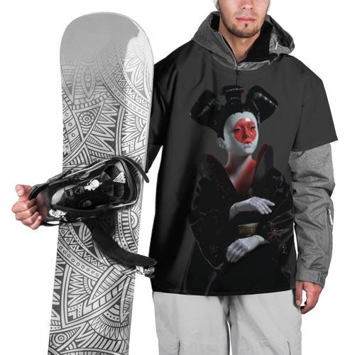 Накидка на куртку 3D  Фото 01, Ghost In The Shell 2