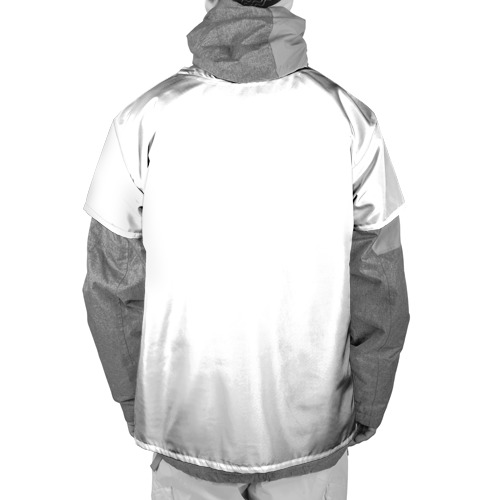 Накидка на куртку 3D  Фото 02, Зомби