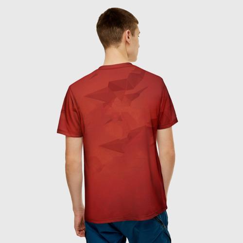 Мужская футболка 3D  Фото 02, Геймер