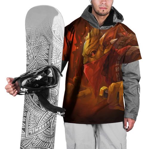 Накидка на куртку 3D  Фото 01, Gondar The Bounty Hunter