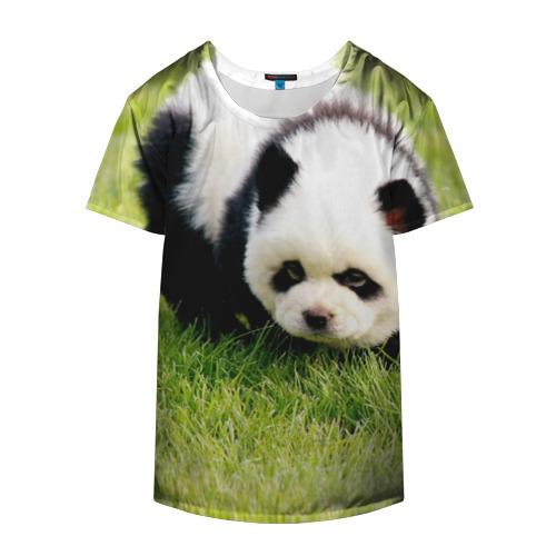 Накидка на куртку 3D  Фото 04, Пес панда