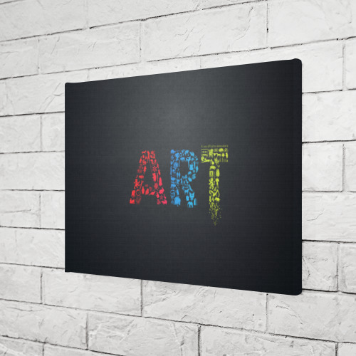 Холст прямоугольный  Фото 03, Art искусство