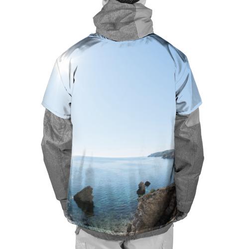 Накидка на куртку 3D  Фото 02, Крым