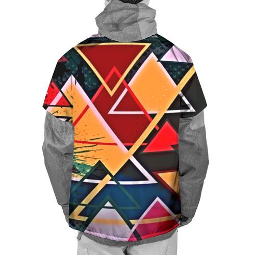 Накидка на куртку 3D  Фото 02, similar triangles