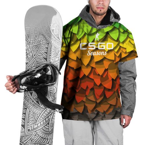 Накидка на куртку 3D  Фото 01, cs:go - Seasons style XM1014
