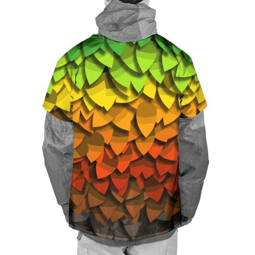 Накидка на куртку 3D  Фото 02, cs:go - Seasons style XM1014