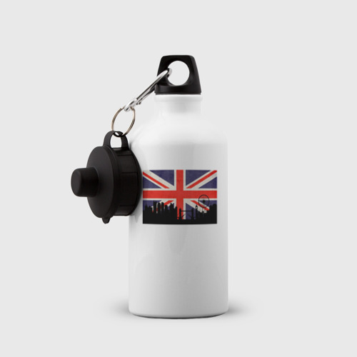 Бутылка спортивная  Фото 03, Лондон