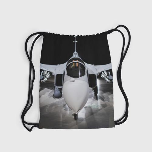 Рюкзак-мешок 3D  Фото 04, Истребитель