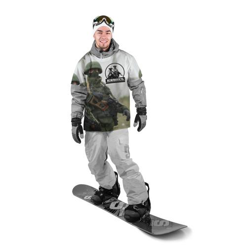 Накидка на куртку 3D  Фото 03, Вежливые люди