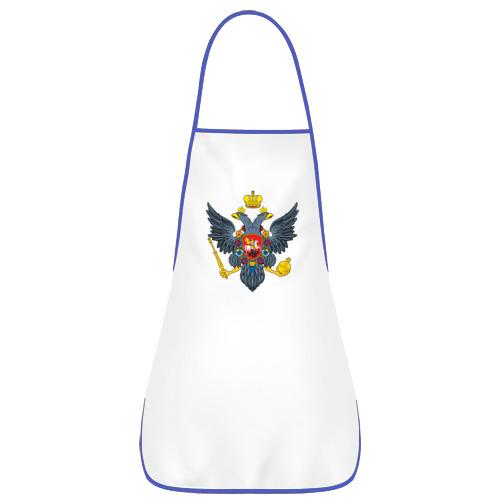 Фартук с кантом  Фото 01, Герб царской России