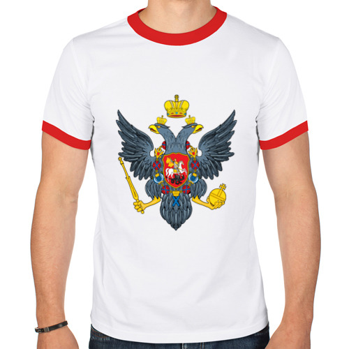 Мужская футболка рингер  Фото 01, Герб царской России