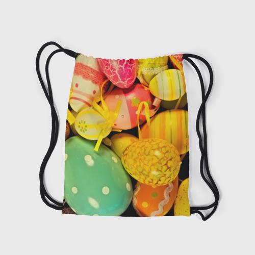 Рюкзак-мешок 3D  Фото 05, Пасхальные яйца