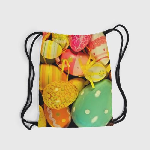 Рюкзак-мешок 3D  Фото 04, Пасхальные яйца