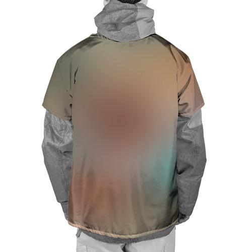 Накидка на куртку 3D  Фото 02, Photograph