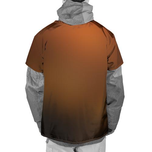 Накидка на куртку 3D  Фото 02, earth