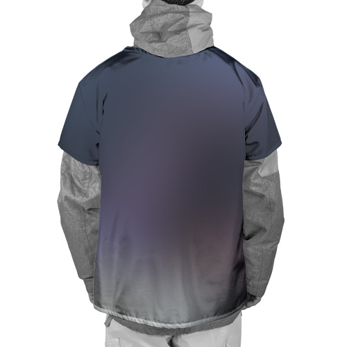 Накидка на куртку 3D  Фото 02, Рикимару