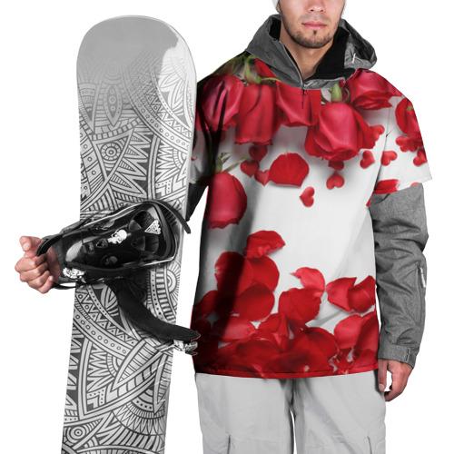 Накидка на куртку 3D  Фото 01, Сильные чуства