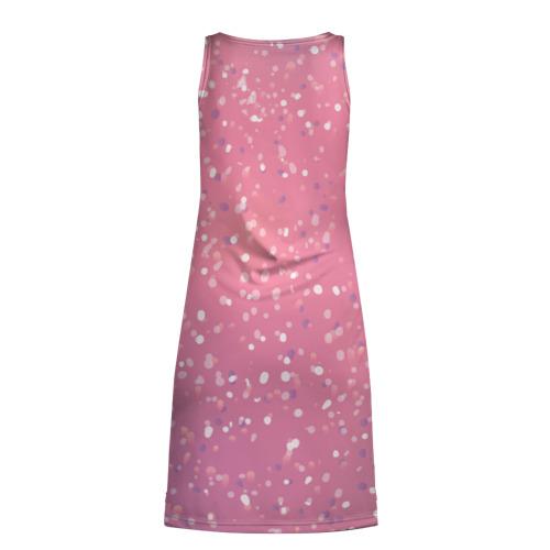 Платье-майка 3D  Фото 02, Keep calm and love pink
