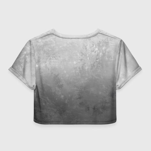 Женская футболка 3D укороченная  Фото 02, Отечественная война