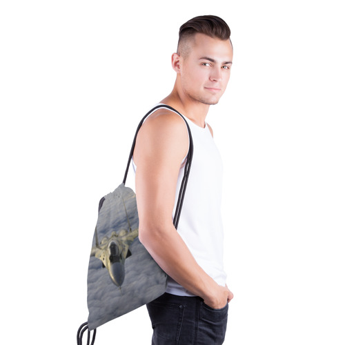 Рюкзак-мешок 3D  Фото 03, Сухой