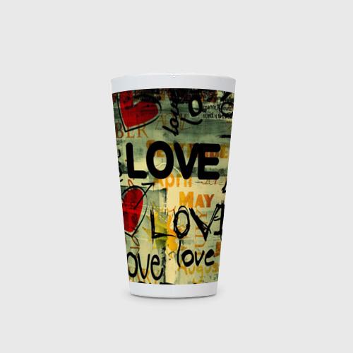 Кружка Латте  Фото 03, Love letter