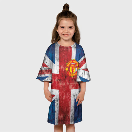 Детское платье 3D  Фото 01, Красные дьяволы