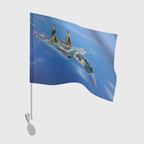 Флаг для автомобиля  Фото 01, Су 35