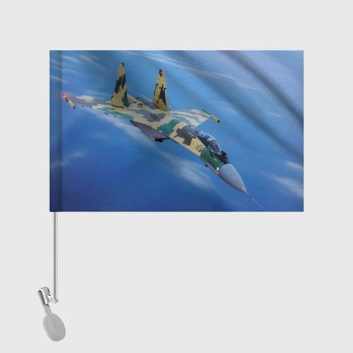 Флаг для автомобиля  Фото 02, Су 35