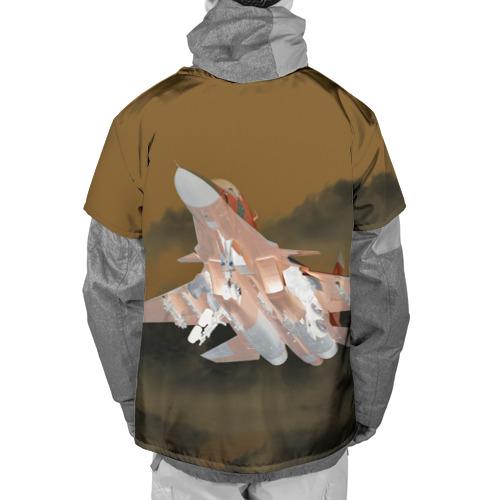 Накидка на куртку 3D  Фото 02, Ночной полет Сухого