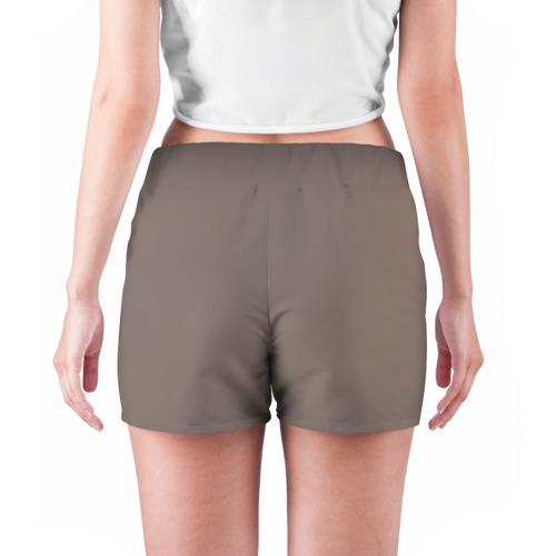 Женские шорты 3D  Фото 04, music