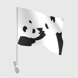 Силуэт панд