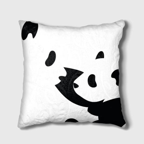Подушка 3D  Фото 02, Силуэт панд