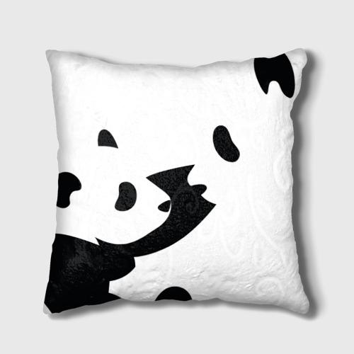 Подушка 3D  Фото 01, Силуэт панд