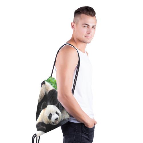 Рюкзак-мешок 3D  Фото 03, Панды