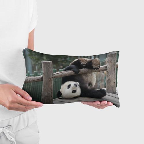 Подушка 3D антистресс  Фото 03, Паркур панда