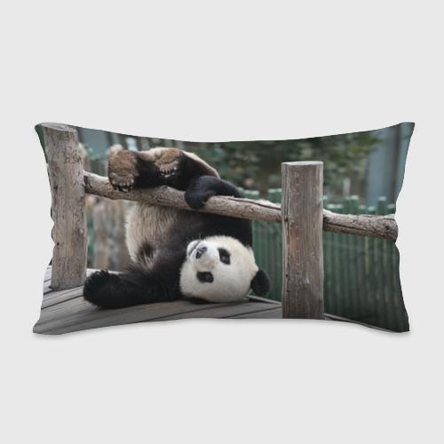 Подушка 3D антистресс  Фото 02, Паркур панда