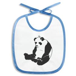 Задумчивый панда